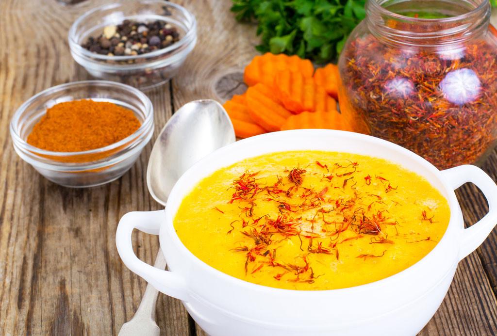 Какие специи добавляют в суп