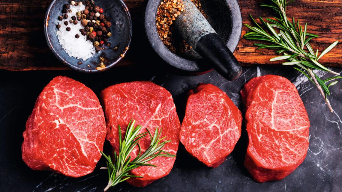 Какие приправы добавляют в говядину