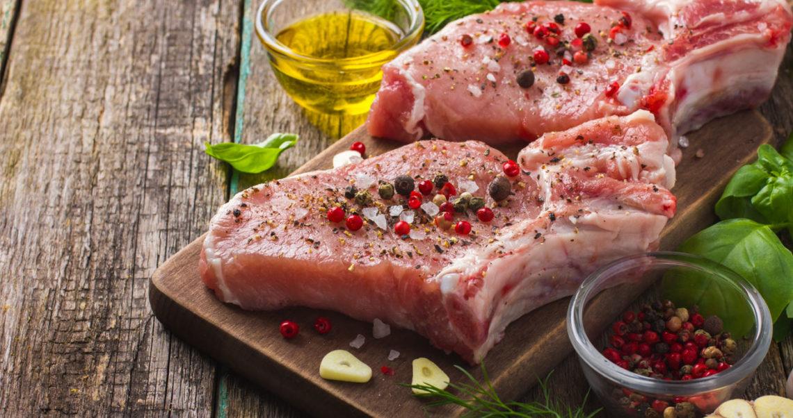 Какие специи подходят для свинины