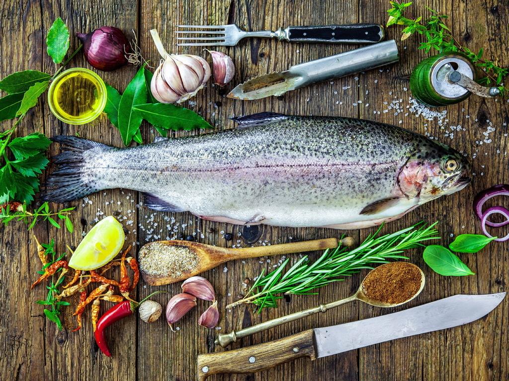 Какие специи подходят для рыбы
