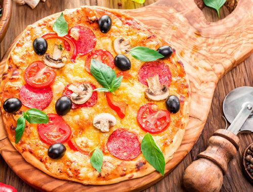 Какие специи добавляют в пиццу