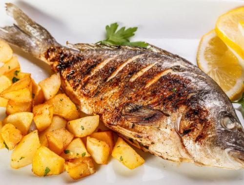 какие приправы подходят к рыбе
