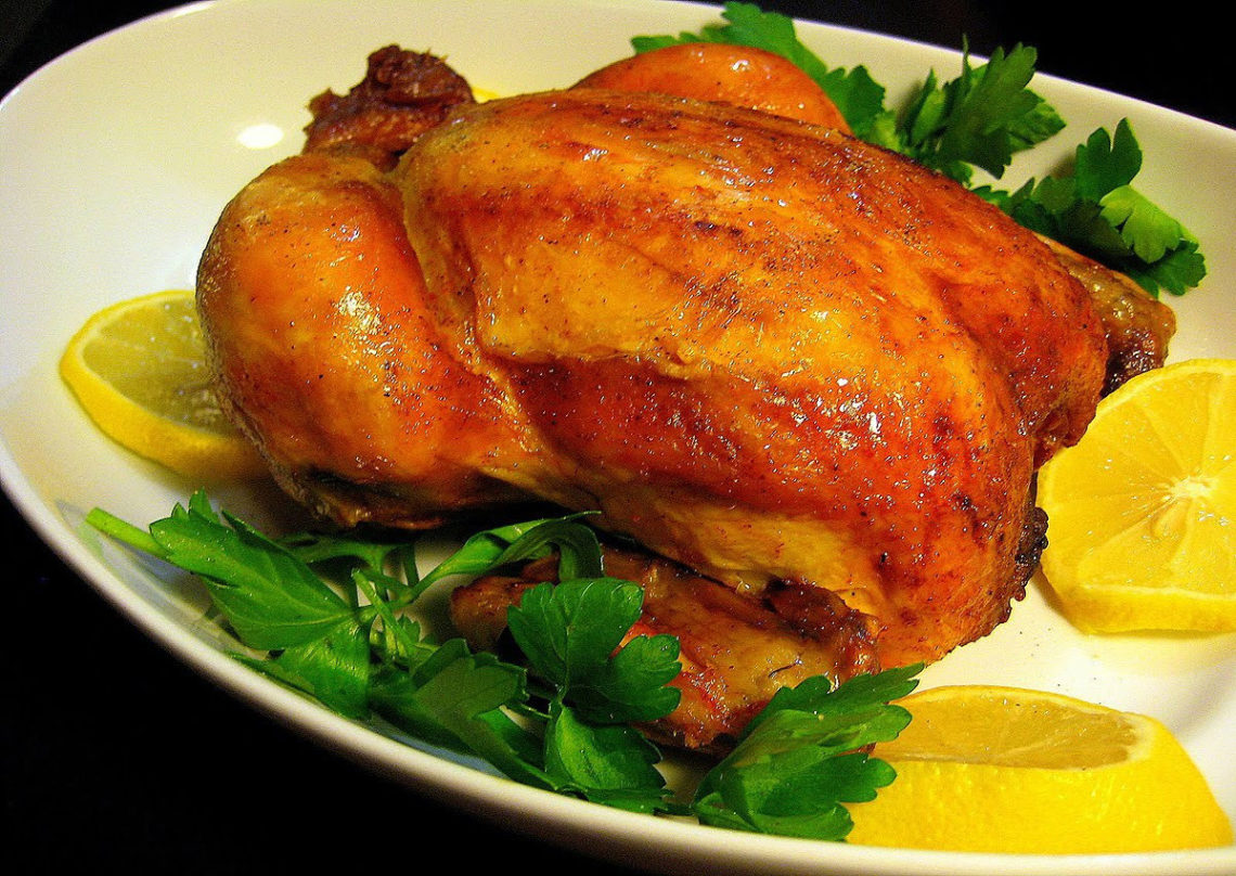 Какие приправы подходят к курице