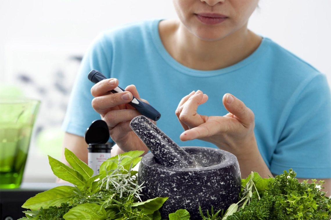Какие травы можно пить при диабете