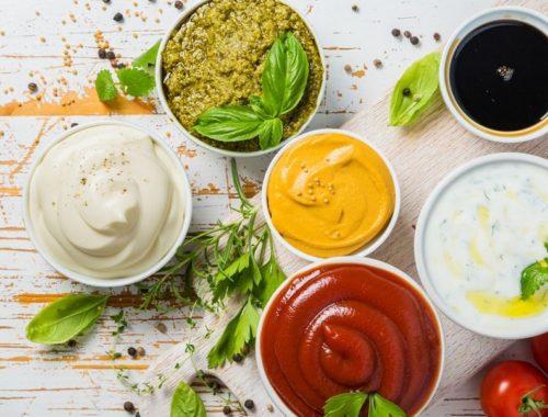 какие специи добавляют в соусы