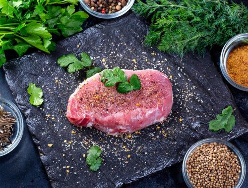Какие приправы подходят к мясу