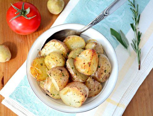 Какая приправа подходит к картошке