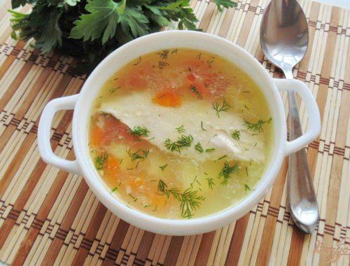 Какие специи добавить в куриный суп