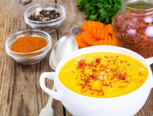 Какие специи можно добавить в суп